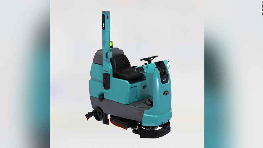 """Sam's Club contrata a 372 """"empleados"""" robot"""
