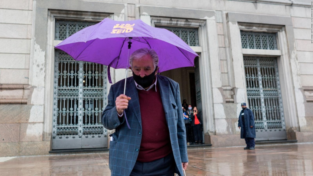 Así se despidió Mujica del Senado de Uruguay