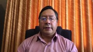 Luis Arce en Aristegui: Evo Morales es nuestro líder histórico