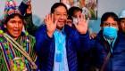 Luis Arce es oficialmente el presidente electo de Bolivia