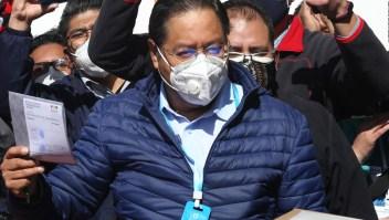 Luis Arce: La oposición solo se refería a temas de odio