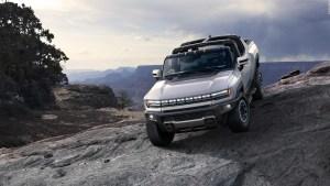 Mira la nueva Hummer EV de GMC
