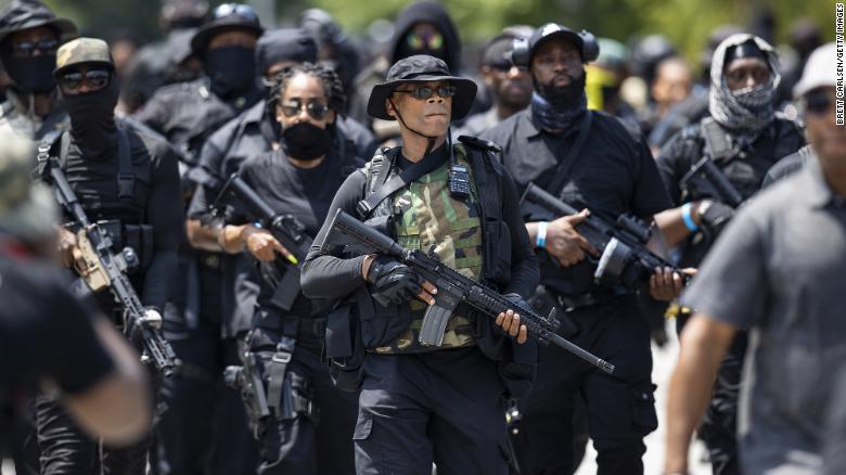 NFAC grupo negro armado