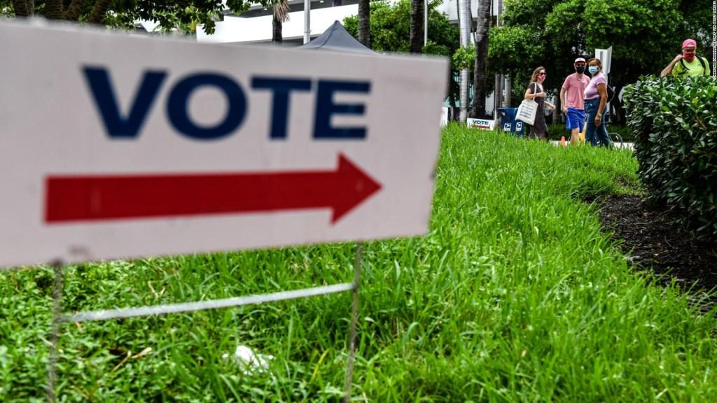 El voto anticipado ya está en marcha en Miami