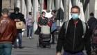 Españoles temne por el millón de casos de covid-19