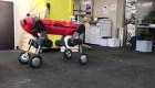 """ANYmal, un """"perro"""" robot con ruedas"""