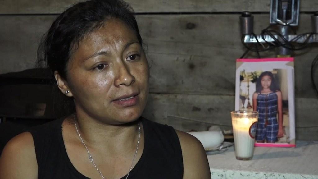 Madre de una menor asesinada en Guerrero exige justicia