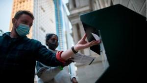 Hay más de 45 millones de votos anticipados en EE.UU.