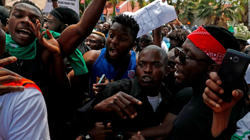 ONU pide investigar abuso policial en protestas en Nigeria
