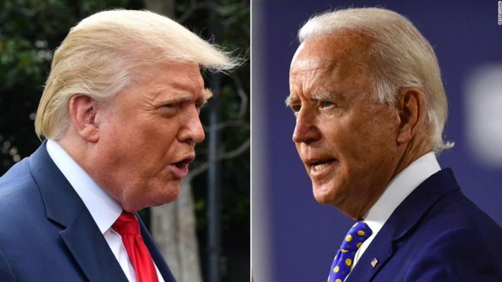Opinión: Polarización entre Trump y Biden atraería a más votantes