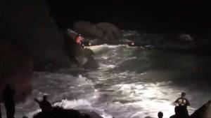 Impactante rescate en San Francisco