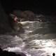 Dramático rescate en aguas turbulentas de San Francisco