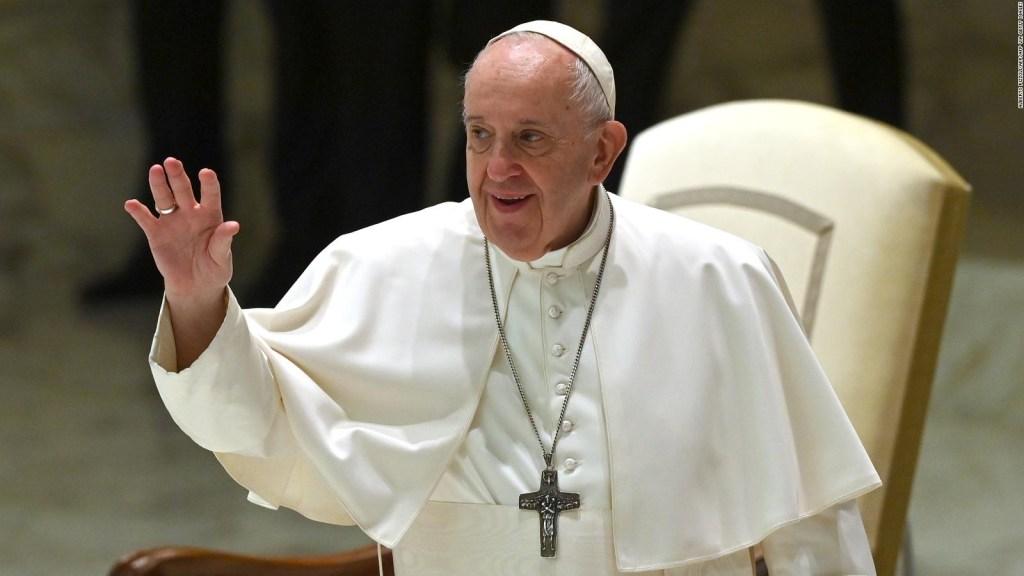 El debate en la Iglesia por declaración del papa