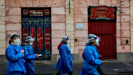 Argentina se prepara para un verano con restricciones