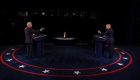 Encuesta: Biden ganó el debate a Trump por 14 puntos