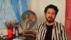 Fabián Cháirez, el pintor que feminiza lo masculino