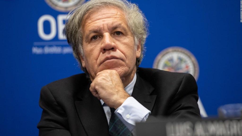 """¿Quiénes están en la """"jauría"""" contra Luis Almagro?"""