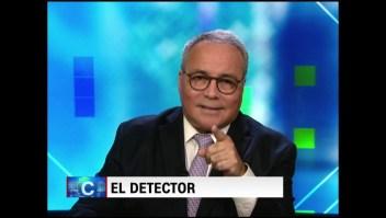 Camilo, el detector de mentiras