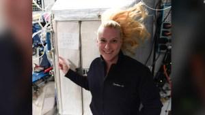 5 cosas: Astronauta votó desde el espacio