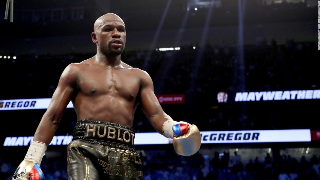 Mayweather Jr. no ve un regreso al boxeo profesional