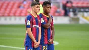 FC Barcelona: la apuesta por los jóvenes no dio resultado en el Clásico