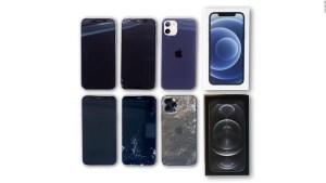 ¿Cuán resistente es la pantalla del iPhone 12?
