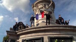 Líderes musulmanes denuncian reacción de Macron