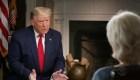 "La entrevista de ""60 minutes"" que interrumpió Trump"