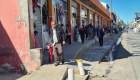 Reabre centro comercial al aire libre en Buenos Aires