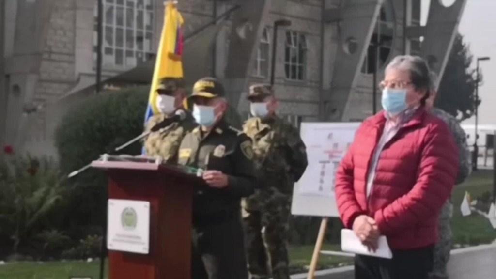 """Militares dan detalles del operativo contra alias """"Uriel"""""""
