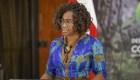 Campbell pide a las mujeres a participar en política