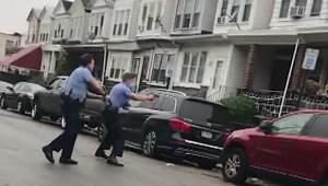 Protestas violentas en Filadelfia por tiroteo de policía