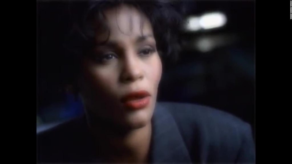 Más de 1.000 millones de visitas para video de Whitney Houston