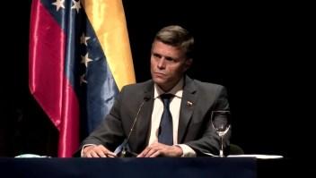 López: Yo salgo para enfrentar a la dictadura