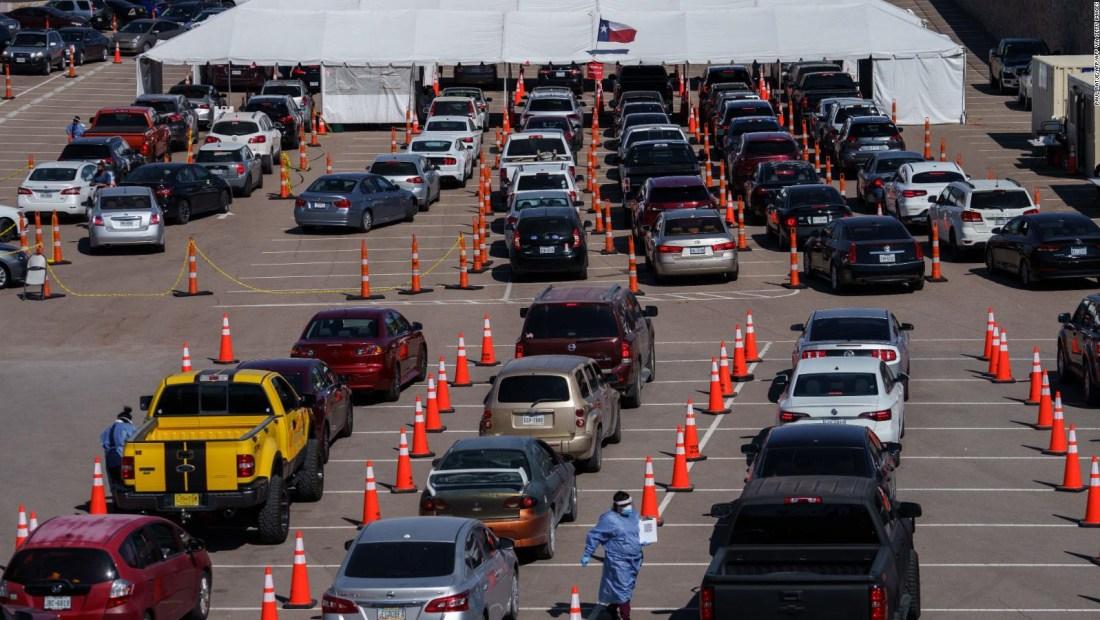 Hospitales de El Paso dicen que están llenos