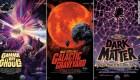 La NASA publica carteles alusivos a Halloween