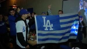 Fanáticos de los Dodgers: ¡Al fin ganamos!