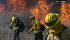 Dos incendios forestales de California arrasan miles de hectáreas