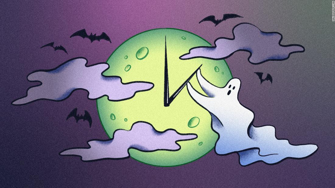 Este fin de semana es una locura. Halloween, luna llena, cambio de horario y justo antes de las elecciones. ¿Cómo nos las arreglamos?