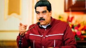 """Maduro califica de """"terrorista"""" a López y este le dice """"asesino"""""""