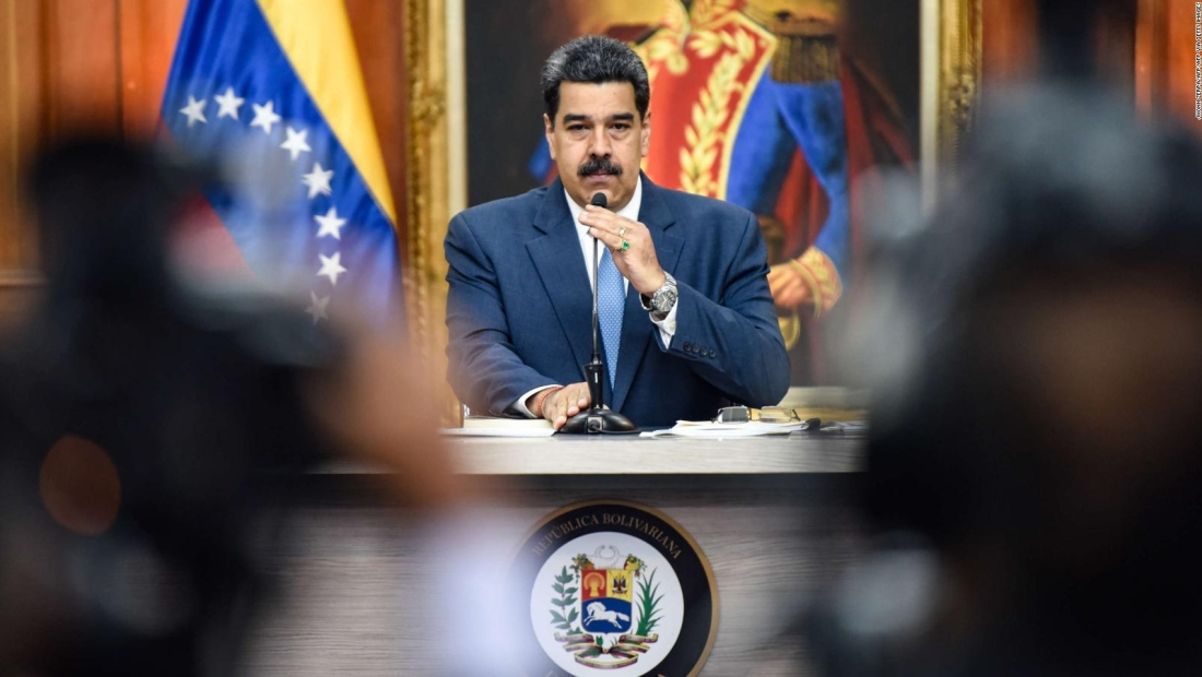 Maduro dice que ve CNN en Español. Fernando del Rincón le responde