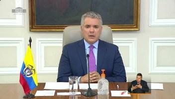 Duque: Tenemos que evitar rebrotes de covid-19