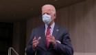 Joe Biden: No hay excusa para saqueos en Filadelfia