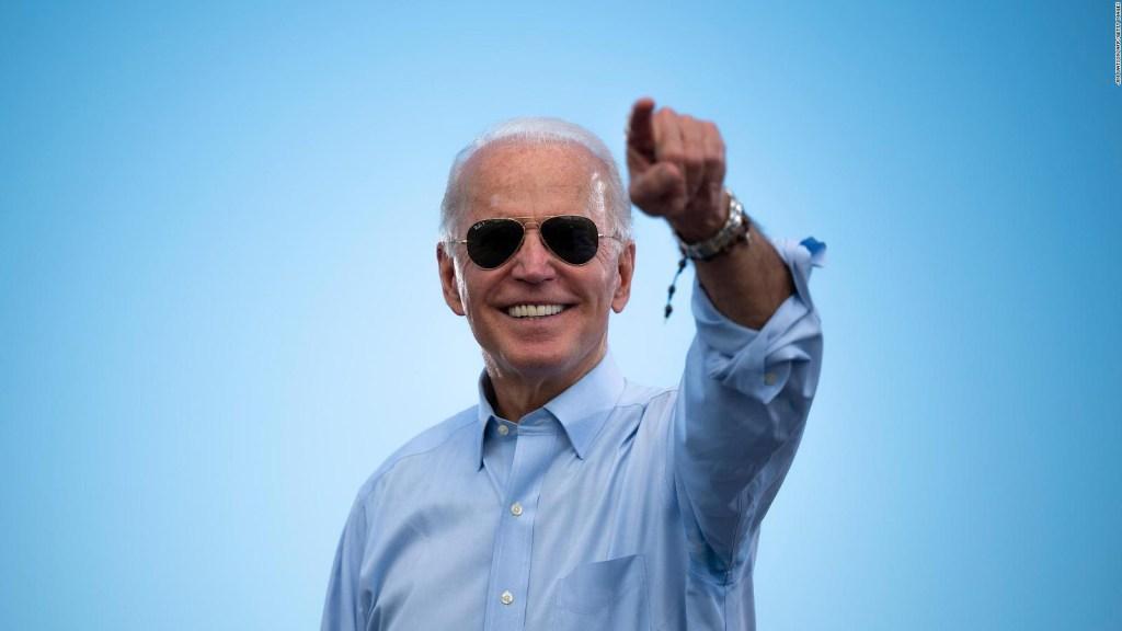 Joe Biden lidera el voto femenino y también en Florida