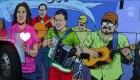 A través de la música invitan a los hispanos a votar