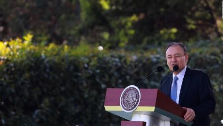Balance de la gestión de Alfonso Durazo en México