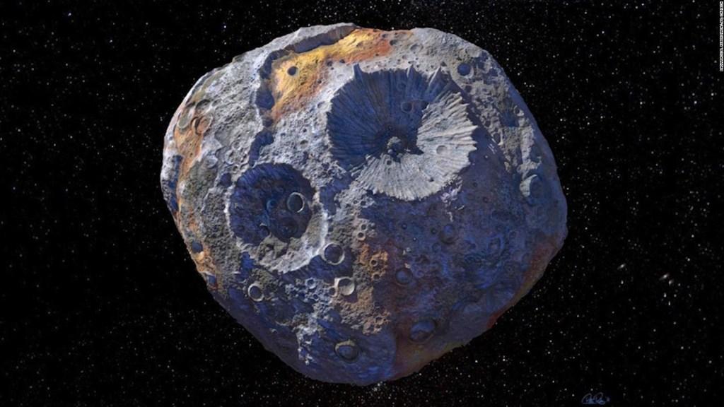 No podrás creer lo que cuesta este asteroide