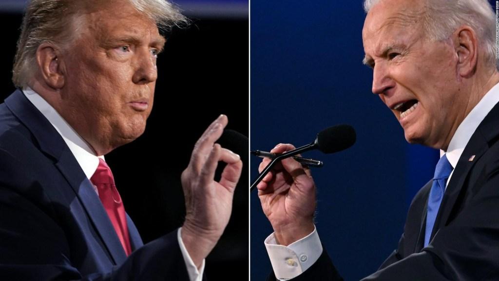 5 cosas: Biden y Trump coinciden en sus actos de campaña