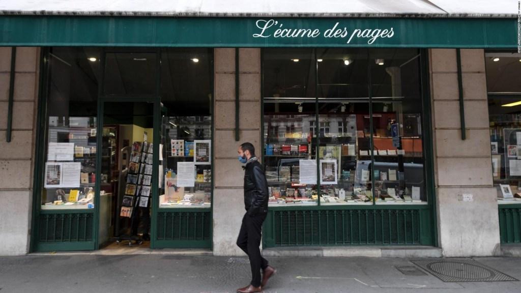 Francia lista para el confinamiento