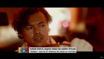 "Harry Styles presenta ""Golden"""